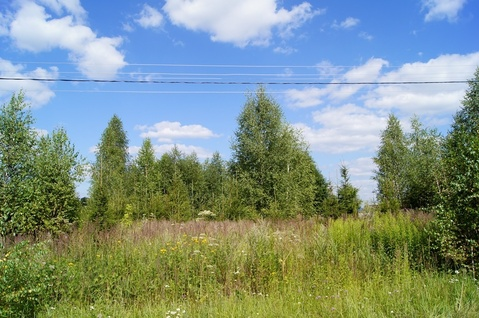 Продается участок 10 соток в Наро-Фоминске, район Красная Пресня