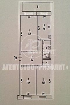 Химки, 3-х комнатная квартира, микрорайон Сходня, Первомайская улица д.30, 5750000 руб.