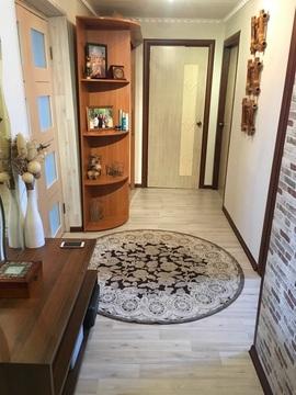 3-х комнатная квартира в коттеджном поселке Новогорск.