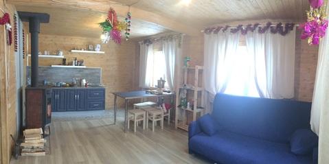 Продается новый дом, Московская прописка.