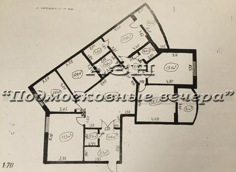 Москва, 4-х комнатная квартира, ул. Профсоюзная д.96, 45000000 руб.