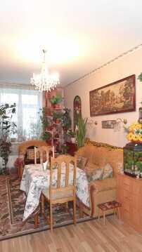 Уютная 3-комн квартира