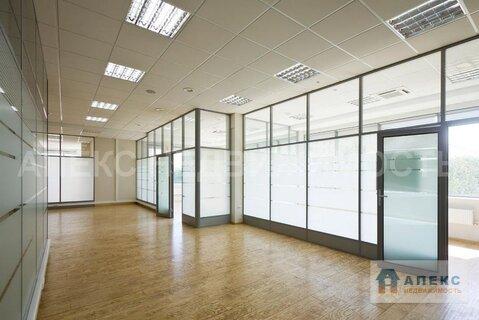 Аренда офиса 240 м2 м. Теплый стан в бизнес-центре класса В в Тёплый .