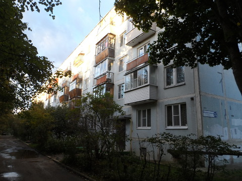 1-комнатная квартира Солнечногорск, ул.Подмосковная, д.25