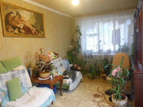Трёхкомнатная квартира в посёлке Сокольниково.