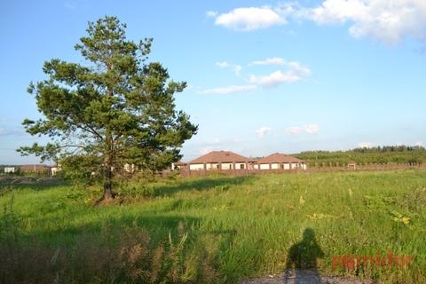 Шикарный земельный участок в деревне Бережки на берегу водохранилища