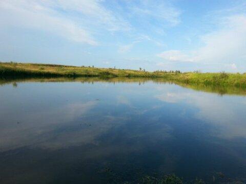 Участок 25 соток в Елизаветино у озера
