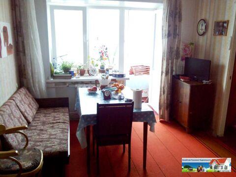 2-к квартира 46,5 кв.м, пос. Горетово.