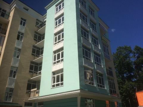 """3-комнатная квартира, 91 кв.м., в ЖК """"на улице Почтовая"""" д. 1"""