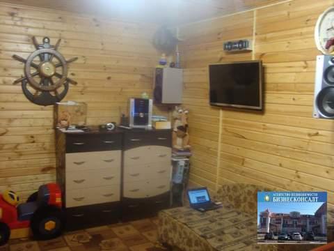 Часть дома для постоянного проживания с коммуникациями