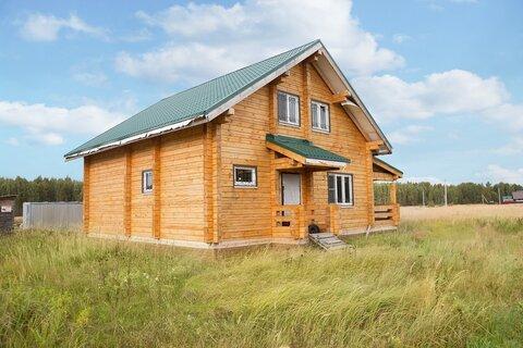 Продается брусовой дом 174 кв.м.на участке 12 соток около г. Ступино.