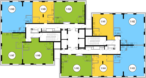 Москва, 1-но комнатная квартира, Головинское ш. д.10, 8616700 руб.