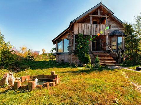 Деревянный коттедж на 25 человек в Константиново