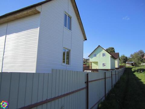 Дом из бруса 108 кв.м. в поселке Мостовик Сергиево-Посадского района