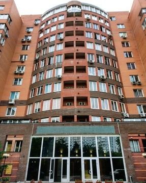 """3-комнатная квартира, 80 кв.м., в ЖК """"Крылатские Огни"""""""