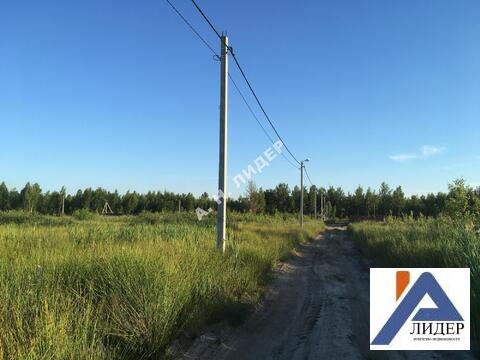 Участок на землях населенных пунктов. в Электрогорске, 550000 руб.