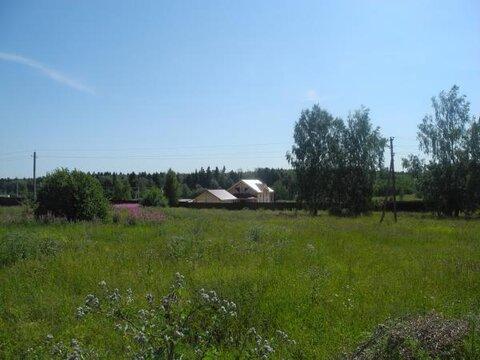 Земельный участок 15 соток, деревня Федотово, Дмитровский район