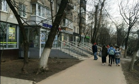 Street retail 20м2 м.Кузьминки
