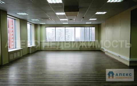 Аренда офиса 1603 м2 м. Улица академика Янгеля в бизнес-центре класса .