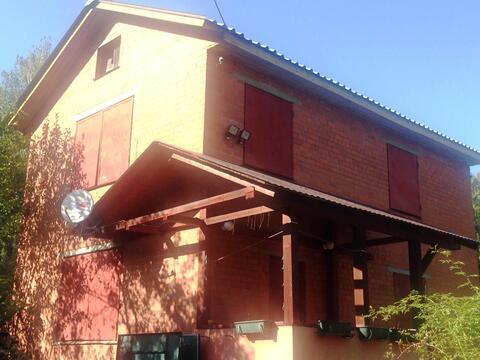 Кирпичный дом 110 м2 + 8 сот около п. Усады