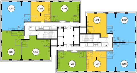 Москва, 2-х комнатная квартира, Головинское ш. д.10, 12628000 руб.