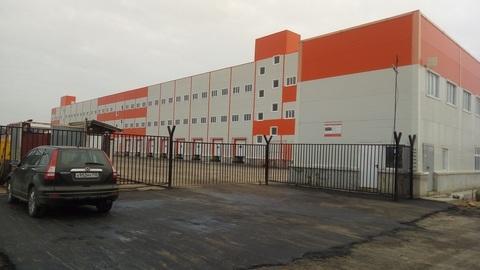 Современный производственно-складской комплекс в Чеховском р-не