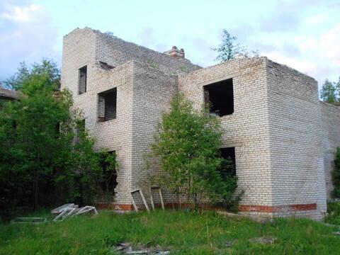 Участок пионерского лагеря в Сергиево-Посадском р-не.