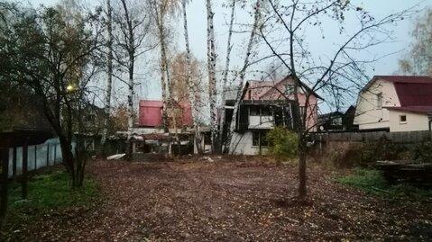 Дача 7 соток в СНТ Лесное Фрязино -2 Щелковский р-он 23 км от МКАД