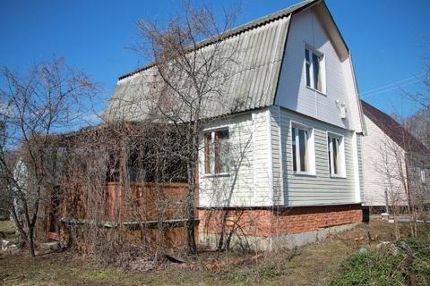 Бревенчатая Дача 75 кв.м. на опушке леса вблизи села Юсупово