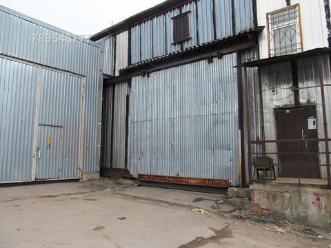 Складское отапливаемое помещение общей площадью 325 кв