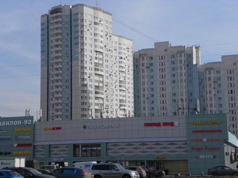 Функциональная трехкомнатная квартира в ЖК Заповедный уголок