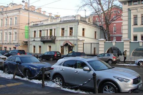 Продажа офиса 433 кв.м. в ЦАО у Кремля и Храма хс. ул.Волхонка 11