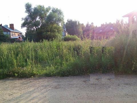 Зем.участок 12 соток в охраняемом коттеджном посёлке Турейка-парк
