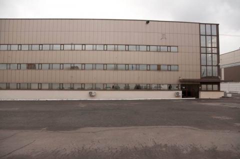 Складской комплекс 6880 м. класса а в Строгино