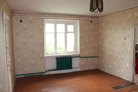 Трехкомнатная квартира в поселке Уваровка