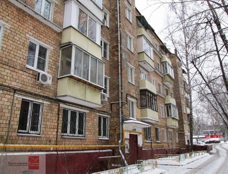 3-к квартира, 52.7 м2, 3/5 эт, Рязанский пр-т, 15к2