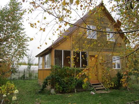 Дом в деревне Шепилово возле Оки