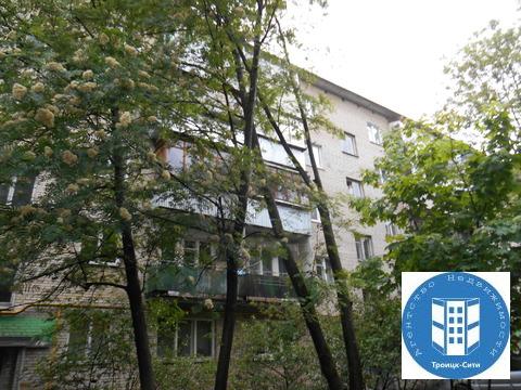 Сдаётся хорошая двухкомнатная квартира в Троицке!