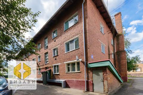 2к квартира 42,2 кв.м. Звенигород, кв Маяковского, д. 11