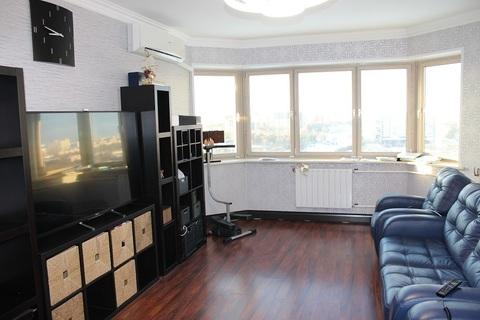 Продаётся 3-комнатная квартира общей площадью 109,2 кв.м.