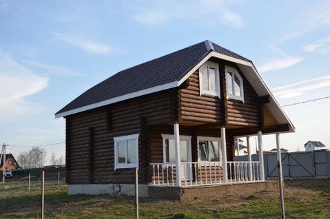 Дом 2016 г, с. Борисово, Можайск, 90 км от Москвы по Минскому шоссе