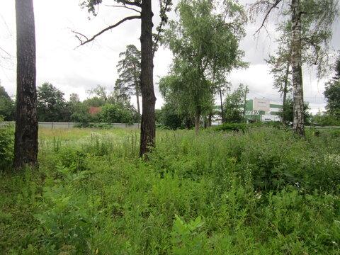 Продается земельный участок в г. Пушкино, ул. Учинская