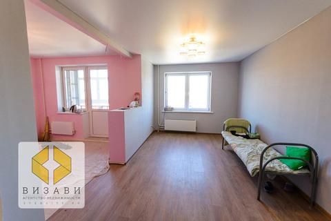 3к квартира 85 кв.м. Звенигород, мкр Восточный-3, дом 1 с ремонтом