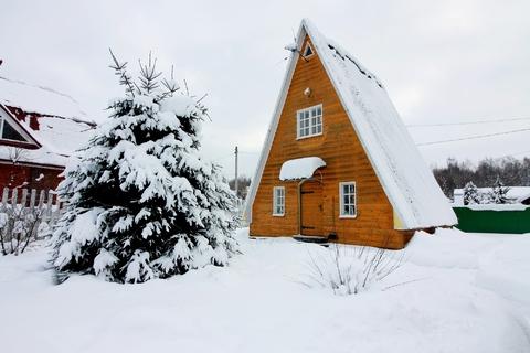 Дом в СНТ Учитель в Москве, поселение Кленовское