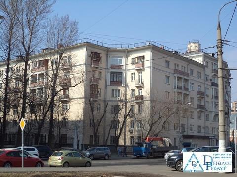 2-комнатная квартира в пешей доступности от м. Пролетарская
