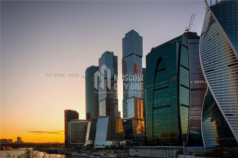 Апартаменты под офис 224 м2 44 этаж в Башне Город Столиц спб