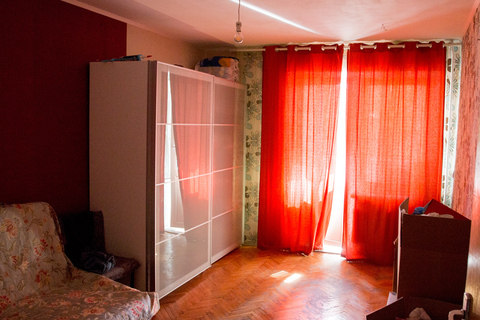 Двухкомнатная квартира в Кузьминках