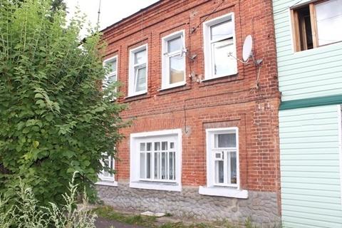 Часть дома на улице А. Тупицына