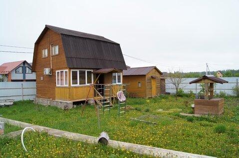 Продается гостевой дом-баня на участке 14,5 соток в Москве (Кузнецово)