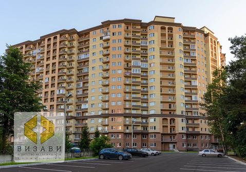 Квартира-студия 27 кв.м. Звенигород, Нахабинское ш, 1к1